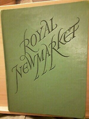 £15.99 • Buy R.C. Lyle.....ROYAL NEWMARKET....Illustrated Lionel Edwards....1st Edition  1945