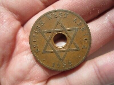 £2.12 • Buy 1952 British West Africa One Penny