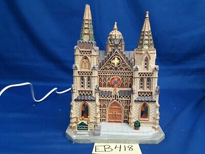 $ CDN151.82 • Buy Lemax Village Collection Carrington Cathedral #95867 As Is EB418