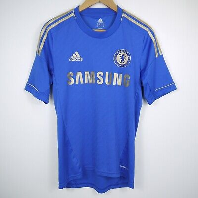 £40 • Buy Chelsea 2012-2013 Adidas Home Vintage Football Shirt Jersey Kit Size S