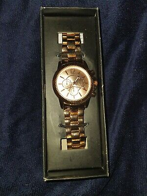 £5 • Buy New Look Rose Gold Watch BNWT