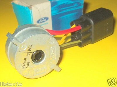 £23.99 • Buy NEW GENUINE FORD SIERRA/RS/COSWORTH/4x4/XR4i/SAPPHIRE/IGNITION/SWITCH/STARTER/
