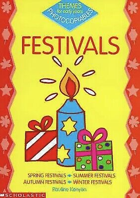 £3.99 • Buy Festival Themes (Themes For Early Years Photocop... By Kenyon, Pauline Paperback