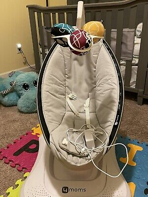 $ CDN139.67 • Buy Mamaroo4 Infant Seat /Used Only A Few Times