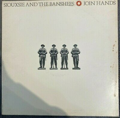 £7.50 • Buy Siouxsie & The Banshees Join Hands. Original Gate Fold LP With Inner A1/B1