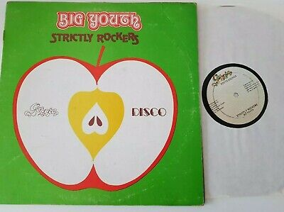 £24.99 • Buy Big Youth Strictly Rockers Ja. Discomix 12 Cut To Delroy Williams  Think Twice