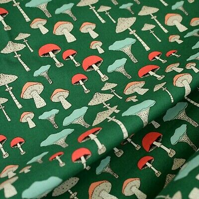 £4.20 • Buy Forest Gifts & Michael Miller 100% Cotton Craft Quilting Backing  Bunting Fabric
