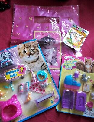 £2.50 • Buy Animal: Cats Party Pack Game/pass The Parcel Prizes: 4x Sets