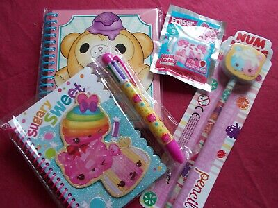 £2.50 • Buy NumNoms Party Pack Game/pass The Parcel Prizes: 4x Stationery Sets