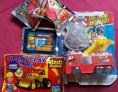 £2.38 • Buy Boys Party Pack Game/ Pass The Parcel Prizes: 5x Varied Toy Sets