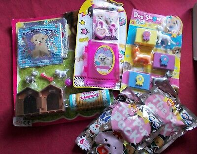 £2.50 • Buy Animal: Dogs Party Pack Game/pass The Parcel Prizes: 5x Sets