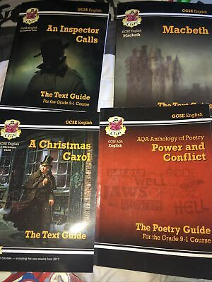 £1.40 • Buy GCSE Revision Books Bundle Mathematics And ICT By CGP Very Good Condition.