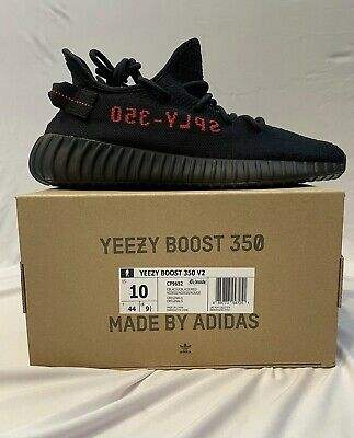 $ CDN475.04 • Buy Yeezy Boost 350 V2 Bred Adidas Size 10 Brand New Deadstock With Box