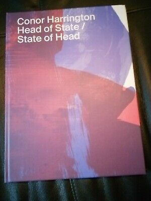 AU92.76 • Buy CONOR HARRINGTON Signed  Head Of State  Book (numbered Lim Edition Banksy Dolk