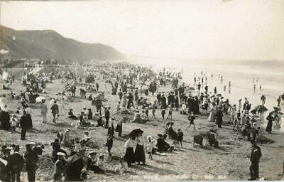 £6.50 • Buy Real Photo Postcard Of The Sands, Saltburn, (near Redcar), North Yorkshire