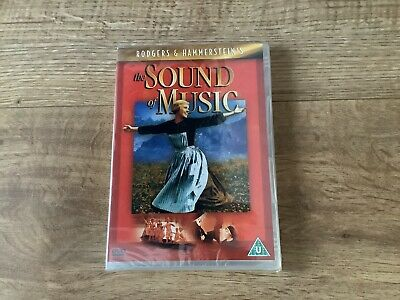 £3.65 • Buy Rodgers & Hammerstein The Sound Of Music DVD Julie Andrews New And Sealed