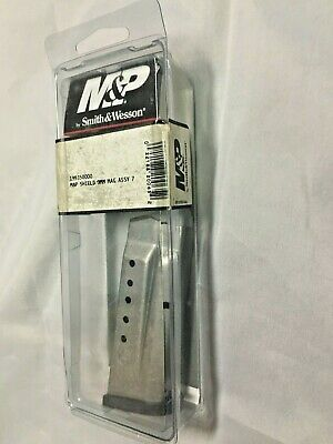 $29 • Buy S&W M&P Shield 9mm 7 Rds Stainless Steel