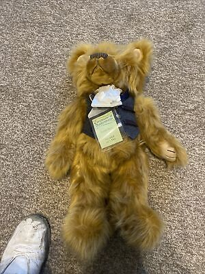 £25 • Buy Silver Tag Bears Collection 5 - Louis Bear. Limited Edition (s