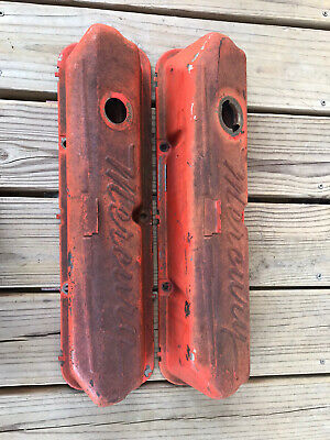 $225 • Buy Mercury Marauder Pent Roof Valve Covers Ford Galaxie FE 410 427 428 390 65 1966