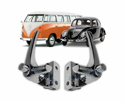 $ CDN46.14 • Buy VW BUG BEETLE BUS PAIR RIGHT And LEFT VENT WING WINDOW LATCH LOCK 113837640A
