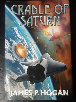 £7.24 • Buy Cradle Of Saturn By Ben Hogan; James P. Hogan NEW Signed By Author