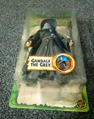 £19.99 • Buy Lord Of The Rings Gandalf The Grey Figure Toybiz Rare Variation *NEW SEALED*