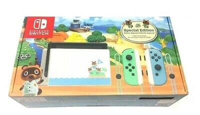 $ CDN461.52 • Buy Nintendo Switch Animal Crossing New Horizons Console SPECIAL Edition 🚚SHIPS NOW