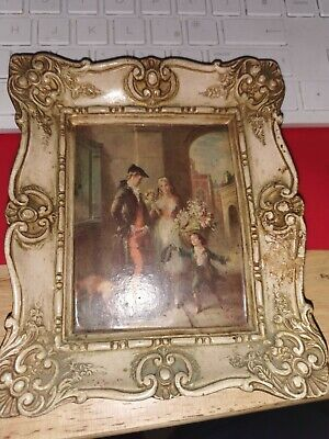 £3 • Buy Cries Of Old London (Fresh Flowers) By V De Beauvoir Ward In Ceramic Frame # 24