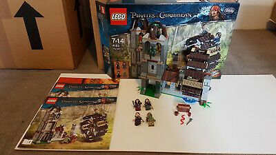 £99.99 • Buy Lego Pirates Of The Caribbean Set 4183 The Mill