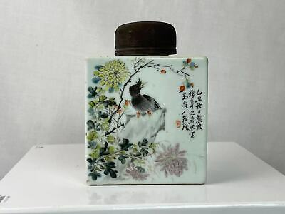 £43.25 • Buy Antique Chinese Tea Caddy