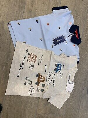 £6 • Buy Baby Boys Tops Bnwt From Debenhams Ans Next Size 18 To 24 Months