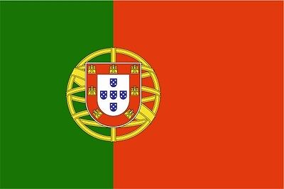 £3.61 • Buy Portugal Lfd0150 Car Sticker Flag Country