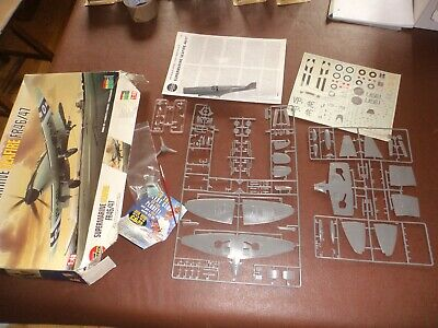 £4 • Buy Airfix Seafire FR46/47 Model Aircraft In 1/48 Scale Spares Or Repairs Please See