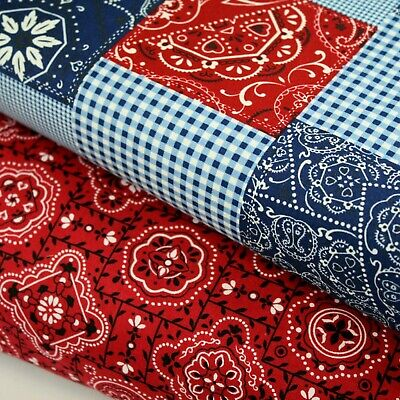 £3.10 • Buy Patchwork By Michael Miller 100% Cotton Bunting Backing Craft Fabric