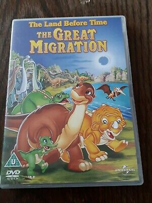 £0.99 • Buy The Land Before Time, The Great Migration Dvd (U)