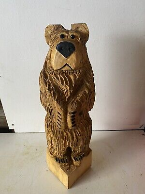 £40 • Buy Chainsaw Carving Bear Carving Animal Carving Wood Carvings