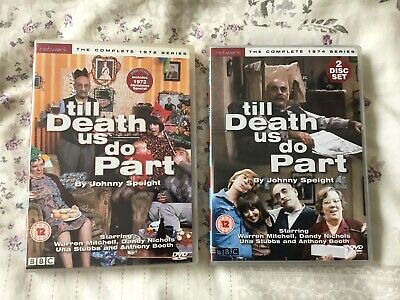 £14.99 • Buy Till Death Us Do Part - 1972 And 1974 Series - DVD