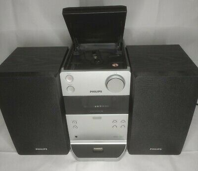 £15 • Buy Philips DCM186 Micro Bookshelf Stereo System Basic No Remote, Used (Tested)