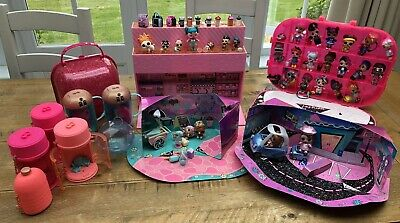 £24.99 • Buy LOL Dolls, Pop Up Stand, Carry Display Case, Ice Cream & Road Trip Pop Up Bundle