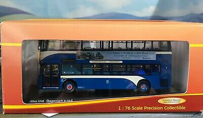 £44.99 • Buy Ukbus 1048 Northcord Alx 400 Dennis Trident Stagecoach Hull Diecast Model Bus