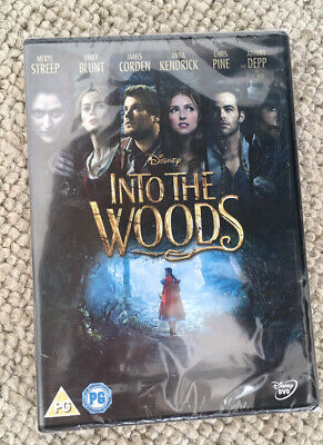 £1.10 • Buy Into The Woods Dvd
