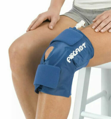 £45 • Buy Aircast Knee Cryo Cuff Cold Therapy Compression Support Brace Injury - Medium