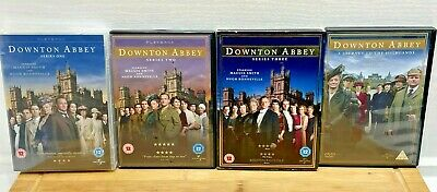 £7.99 • Buy Downtown Abbey Series 1-3 + A Journey To The Highlands DVDs Series 1 Sealed
