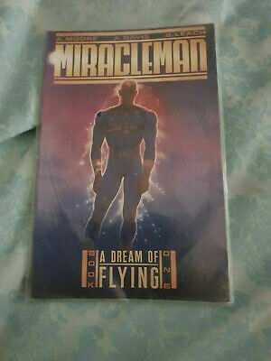 £34 • Buy MIRACLEMAN  BOOK ONE  A Dream Of Flying  - Original Eclipse Paperback