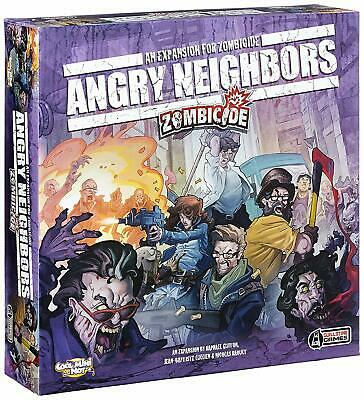 AU80.16 • Buy Zombicide: Angry Neighbors Expansion