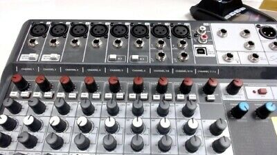 £349.99 • Buy  Soundcraft Signature 12 Analog Mixer With USB And FX