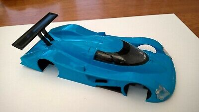£5 • Buy Scalextric Slot.it Audi R8C Le Mans Body Shell & Under Pan Very Good Condition