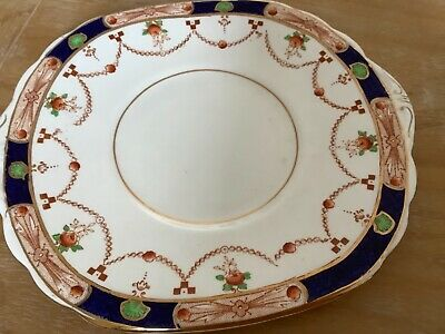 £3 • Buy Vintage Rosina Queens China Plate, Used