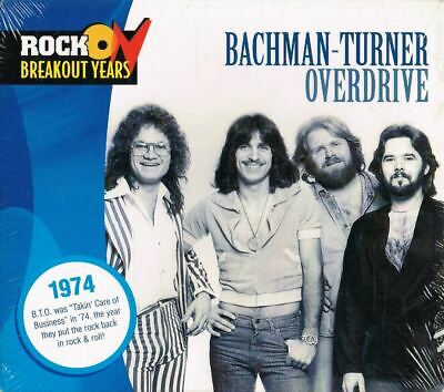 £8.46 • Buy Bachman-Turner Overdrive ~ Takin' Care Of Business CD NEW