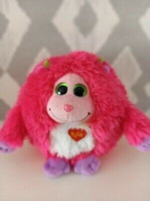 £1.70 • Buy Ty Trixie Monstaz. Pink And Purple With Green Eyes Absolutely Stunning Teddy.